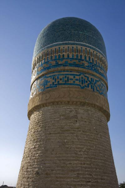 Picture of Char Minar (Uzbekistan): One of the four towers of Char Minar