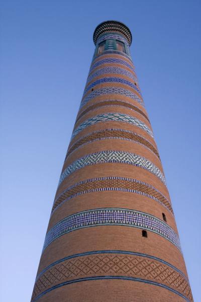 Islom-Hoja minaret | Khiva | Uzbekistan