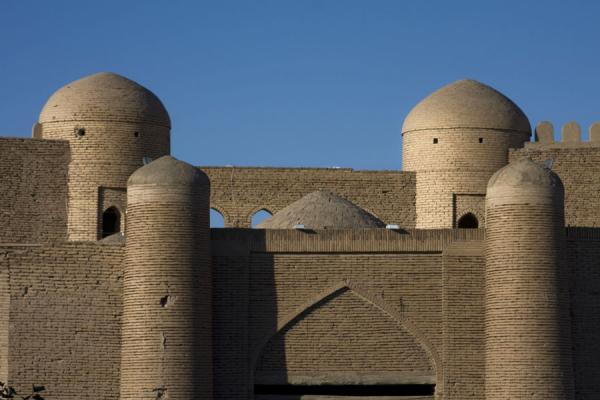 Picture of Khiva (Uzbekistan): South Gate of Khiva in the early morning