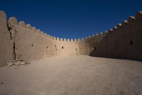 City wall of Khiva | Khiva | Uzbekistan