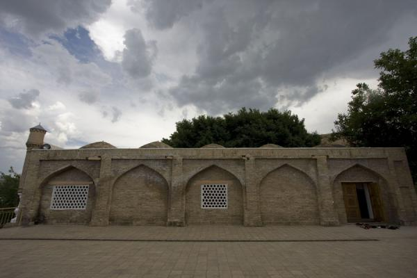 Picture of Tomb of Prophet Daniel (Uzbekistan): Exterior view of the tomb of prophet Daniel