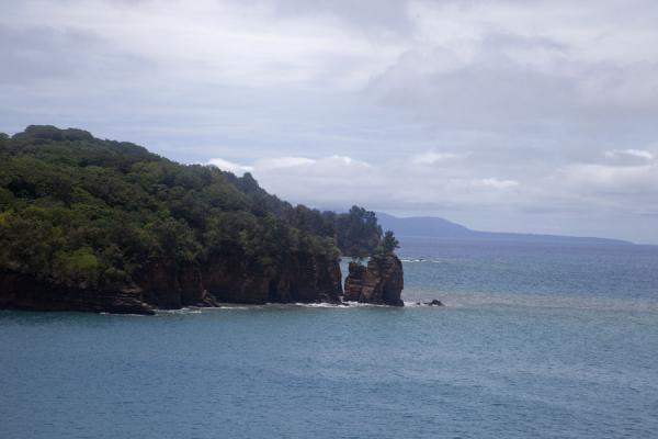 Picture of Port Resolution (Vanuatu): Port Resolution is a natural bay at the south-eastern tip of Tanna island