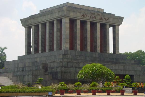 Picture of Hanoi (Vietnam): Ho Chi Minh mausoleum, Hanoi