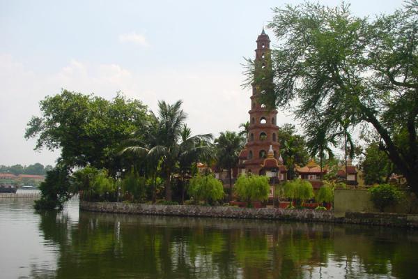 Picture of Hanoi (Vietnam): Tran Quoc Pagoda, Hanoi