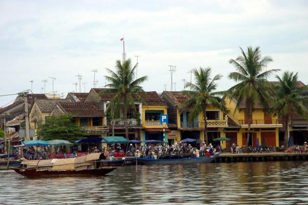 Foto di The quay of Hoi AnHoi An - Vietnam