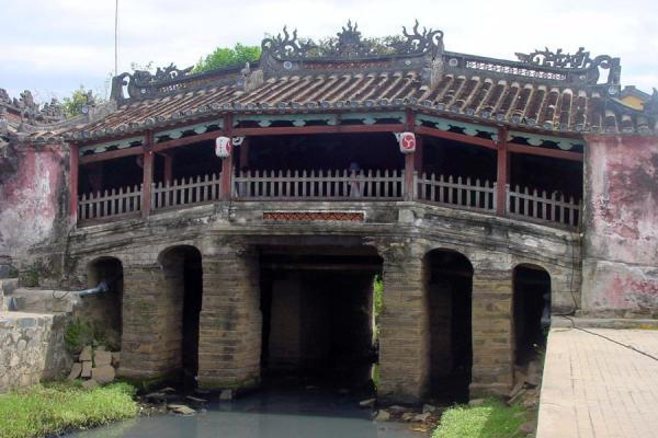 Foto di The Japanese bridge of Hoi AnHoi An - Vietnam