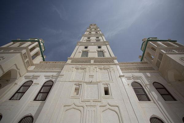 Picture of Al Muhdar minaret