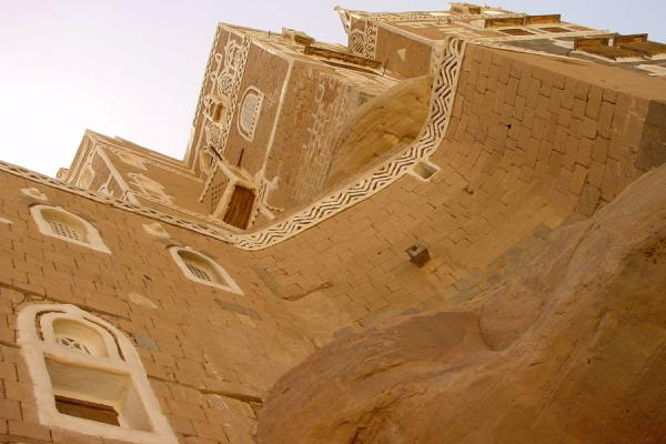 Picture of Dar Al Hajar (Yemen): View from the roof of the Rock Palace or Dar al Hajar