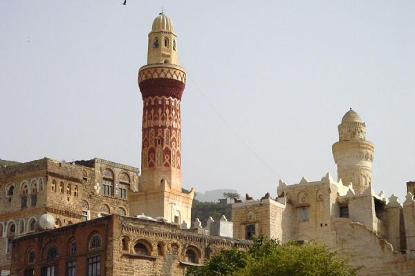 Foto de Mosque of Queen Arwa in JiblaJibla - Yemen