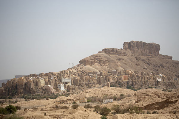 Foto de Wadi Dawan as we enteredWadi Dawan - Yemen