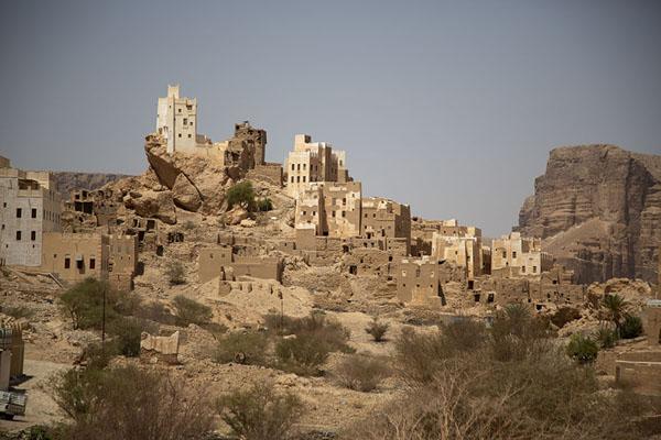 Foto de Street in Al Hajjarayn, Wadi DawanWadi Dawan - Yemen