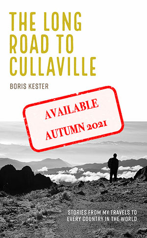 Cover of The long road to Cullaville